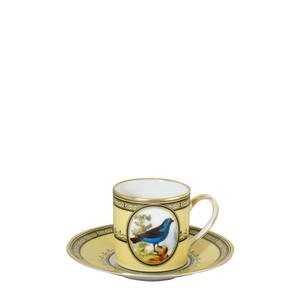 Чашка эспрессо с блюдцем 100мл