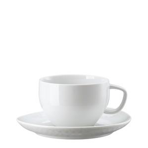 Чашка Café au Lait с блюдцем 0,40л