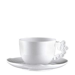 Чашка с блюдцем 0,25л