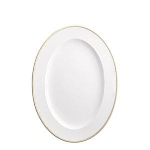Блюдо овальное 34см
