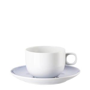 Чашка кофейная с блюдцем 0,23л