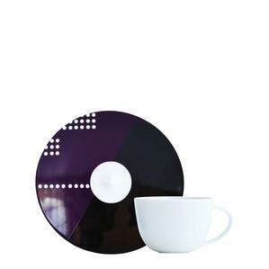 Чашка эспрессо с блюдцем 70мл