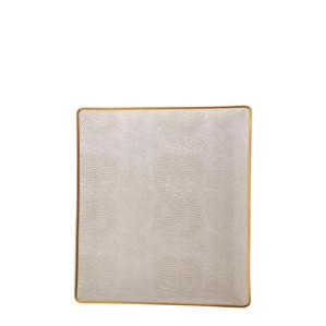 Чаша прямоугольная 21,5x19см