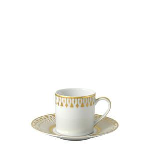 Чашка эспрессо с блюдцем 80мл