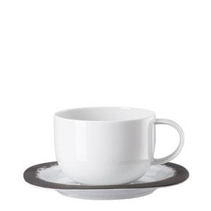 Чашка капучино с блюдцем 0,30л