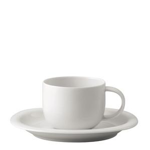 Чашка кофейная с блюдцем 0,18л