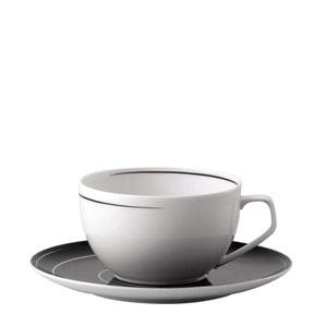 Чашка с блюдцем 0,30л