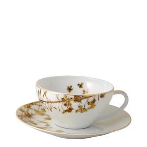 Чашка чайная с блюдцем 130мл