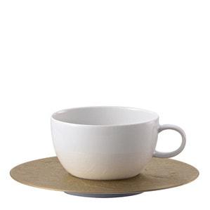Чашка чайная с блюдцем 0,25л