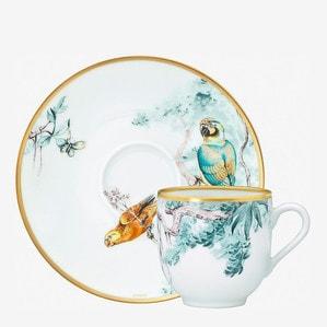 Чашка кофейная с блюдцем 100мл