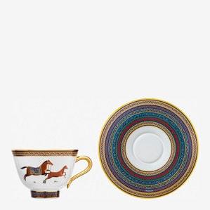 Чашка чайная с блюдцем № 6 230мл