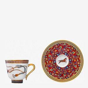 Чашка кофейная с блюдцем 110мл