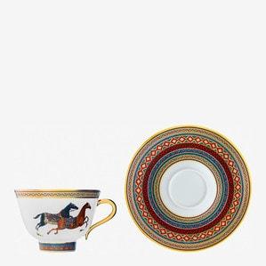 Чашка чайная с блюдцем № 1 230мл
