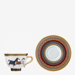 Чашка чайная с блюдцем № 2 230мл