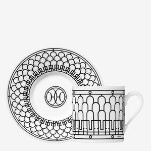 Чашка кофейная с блюдцем 90мл