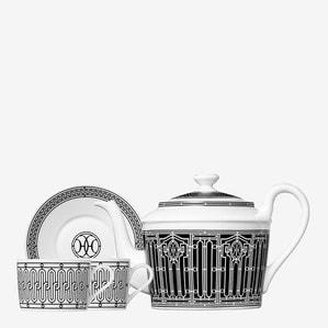 Чайный набор из 5 предметов