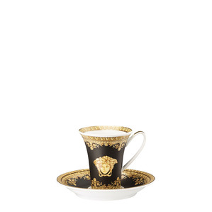 Чашка эспрессо с блюдцем 0,09л