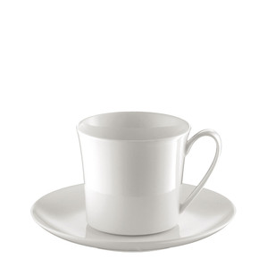 Чашка Café au lait с блюдцем 0,38л