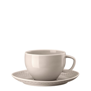 Чашка Café au lait с блюдцем 0,4л