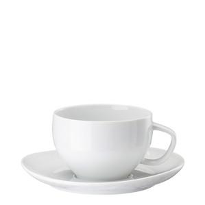 Чашка чайная с блюдцем 0,24л