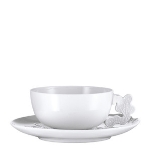 Чашка чайная с блюдцем 0,23л