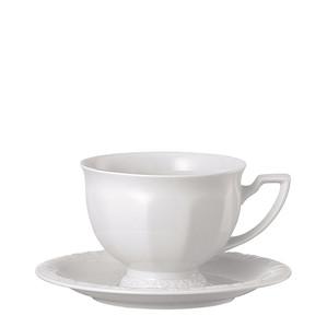 Чашка арома с блюдцем 0,49л