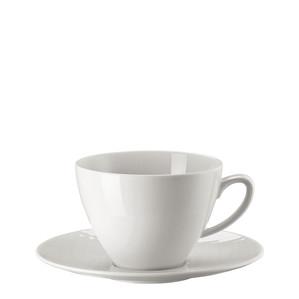 Чашка с блюдцем 0,29л
