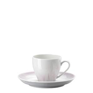 Чашка эспрессо с блюдцем 0,08л
