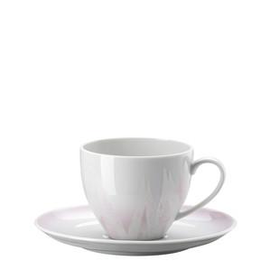 Чашка кофейная с блюдцем 0,2л