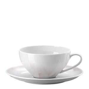 Чашка чайная с блюдцем 0,2л
