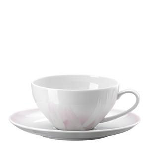 Чашка с блюдцем 0,3л