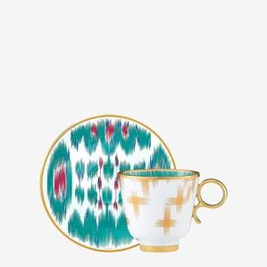 Чашка кофейная с блюдцем 120мл