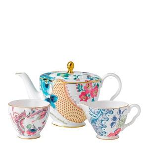 Набор из чайника, сахарницы и молочника
