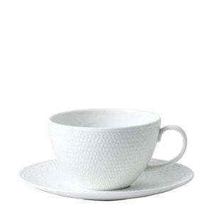 Чашка чайная с блюдцем 260мл