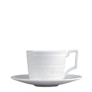 Чашка чайная с блюдцем 220мл