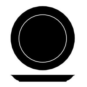 Тарелка главная 24,5см