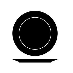 Столовый сервиз на 6 персон, 22 предмета