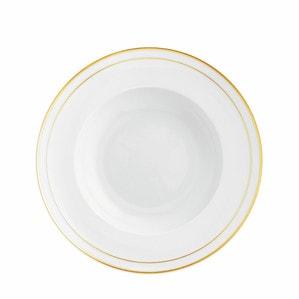 Тарелка гурман глубокая 28см