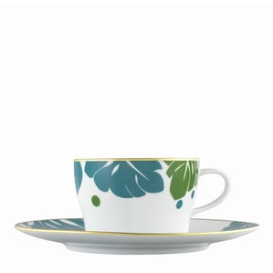 Чашка чайная с блюдцем 0,20л