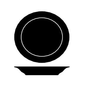 Тарелка суповая 23,5см