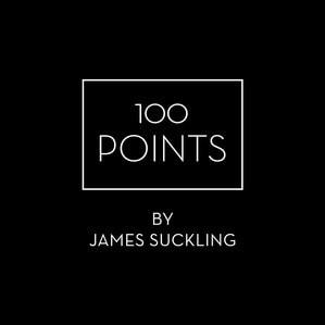 Сет из 2 Бокалов для Бордо 100 POINTS