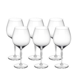 Сет из 6 Burgundy бокалы 100 POINTS